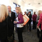Reception at Inspiration Gallery