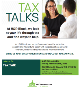 02/05 Tax Talk (FREE, 4pm) and Open House Party (5-8pm, FREE Reading, Ceremony & More)