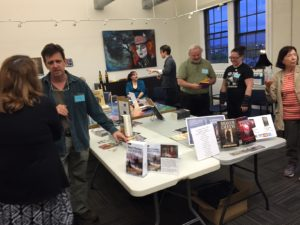 06/03 Local Author Spotlight at Free First Friday Event
