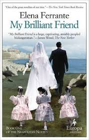 07/24 Writers Read Book Group: My Brilliant Friend by Elena Ferrante